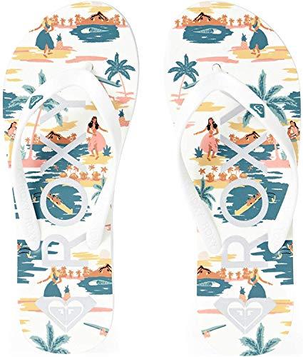 Roxy Tahiti - Sandali da donna, (Multicolore 1), 39 EU