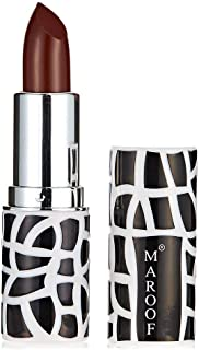 Fashion Colors Long Lasting Lipstick by Maroof - 03 Brown (19 Brown)