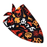 HHXXTTXS Bandana para Mascotas Impresión Babero para Mascotas Triángulo...