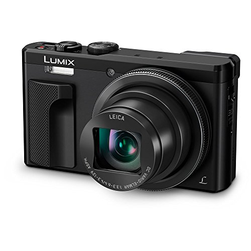 Panasonic Lumix DMC-ZS60 Digital Camera (Black)