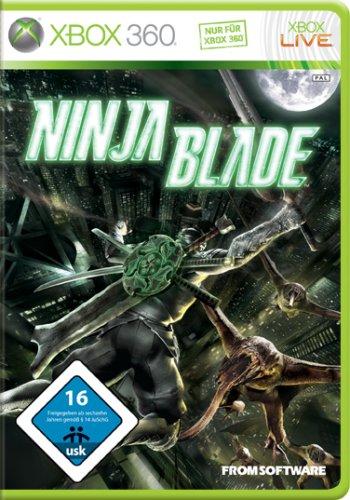 Ninja Blade [Importación alemana]