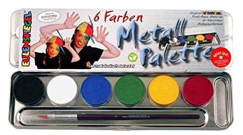 - Puppe Make Up Für Halloween