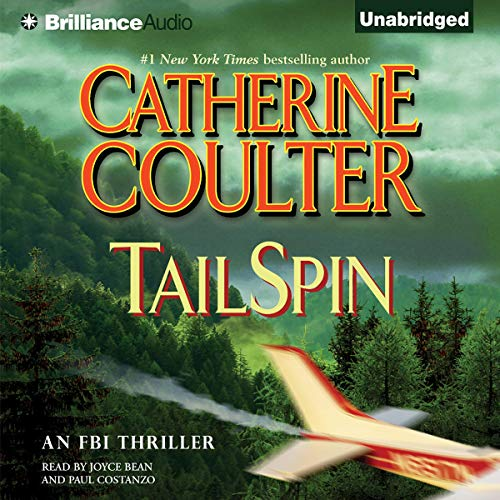 TailSpin: An FBI Thriller, Book 12 audiobook cover art