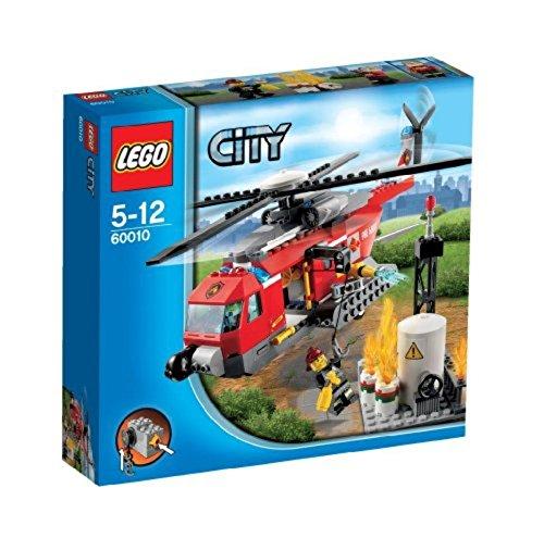 LEGO City - Helicóptero de Bomberos (60010)