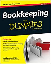 Bookkeeping For Dummies (For Dummies Series)