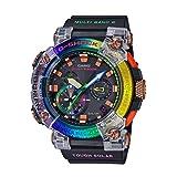 [カシオ] 腕時計 ジーショック Bluetooth 搭載電波ソーラーFROGMAN カーボンコアガード構造 GWF-A1000BRT-1AJR メンズ