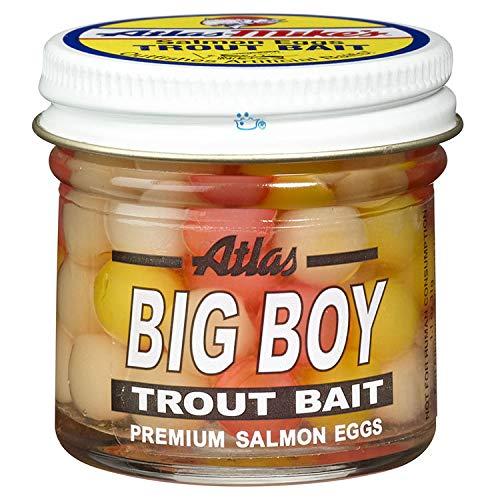 Big Boy uova di salmone