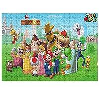 スーパーマリオ ジグソーパズル 1000/500/300ピース 子供 大人向け パズルおもちゃ 誕生日プレゼント
