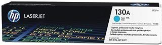 HP 130A (CF351A) Cyan Original Laserjet Toner Cartridge