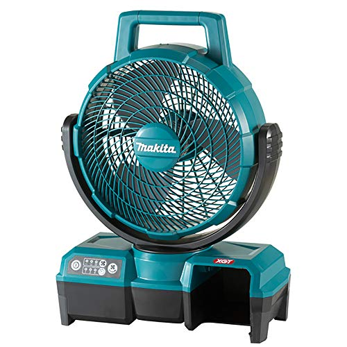 マキタ 充電式ファン羽根径23.5cm(40Vmax)青 ACアダプタ付/バッテリ充電器別売 CF001GZ