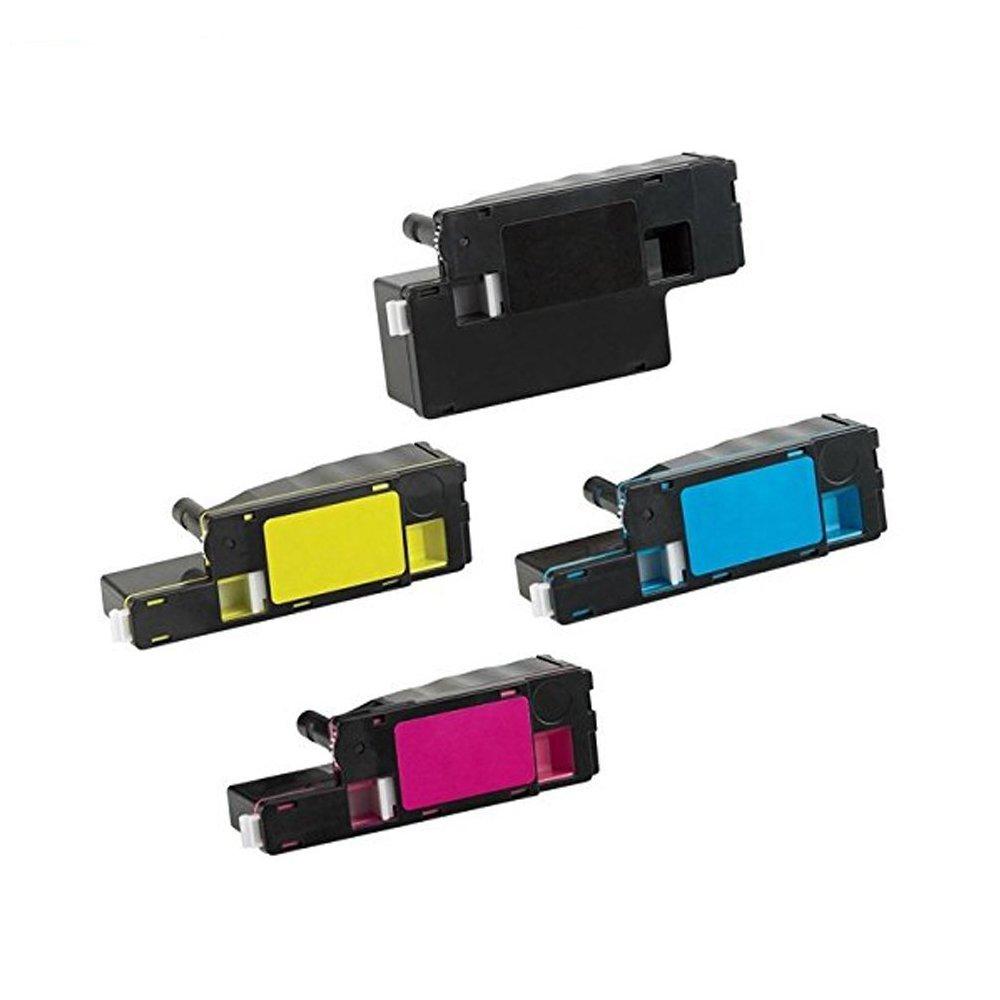 PRINTJETZ Premium Compatible Replacement for Xerox 106R01630, 106R01627, 106R01628, 106R01629 (Bk, C, Y, M) Laser Toner CartridgeS Color Set.