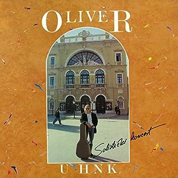 Oliver U  Hnk