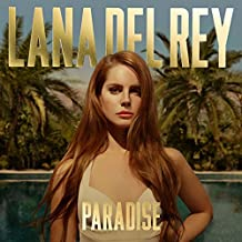 lana del rey paradise edition vinyl
