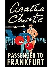 Passenger to Frankfurt : Agatha Christie