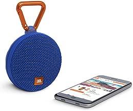 JBL Clip 2 Waterproof Portable Bluetooth Speaker (Blue)