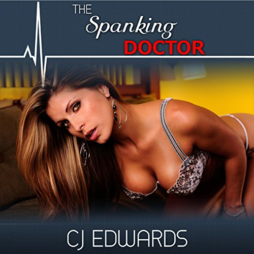The Spanking Doctor audiobook cover art