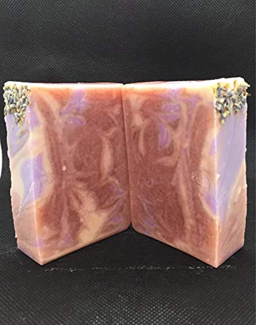 Lavender Soap | Vegan Soap | Palm Free Soap | Zero Waste Vegan | Coconut Milk Soap | Floral Soap | Moisturizing Soap | Organic Soap