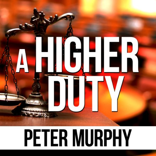 A Higher Duty audiobook cover art