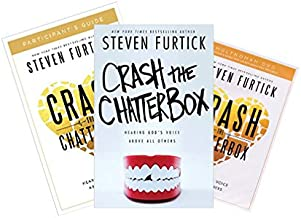 Steven Furtick - Crash the Chatterbox FULL SET (Book + DVD + Study Guide