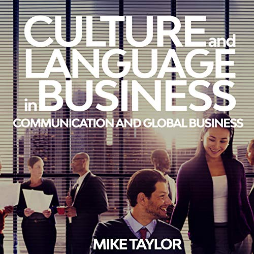 『Culture and Language in Business』のカバーアート