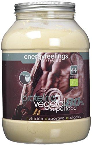 Energy Feelings Proteina Vegana 80% Premium - 1.5 Kg | rica