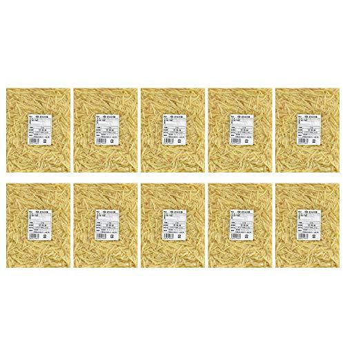 【冷凍】皮付ききざみ生姜 1kg×10パック 中国産[刻みしょうが 皮付き 生姜専門店]