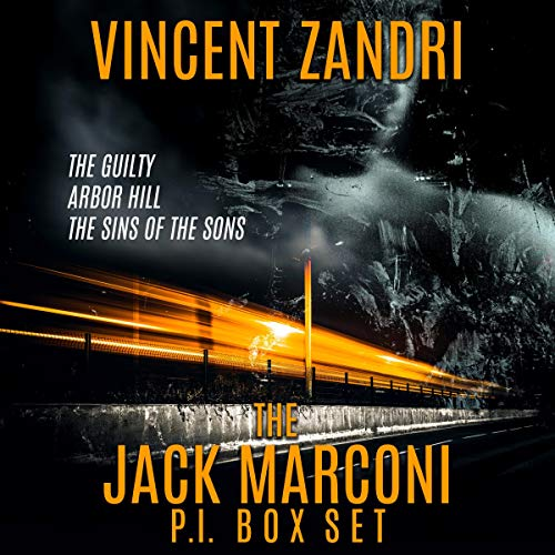 The Jack Marconi PI Box Set: A Gripping Jack Marconi PI Thriller audiobook cover art