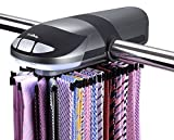 Best Tie Racks - Primode Motorized Tie Rack Stores Up To 50 Review