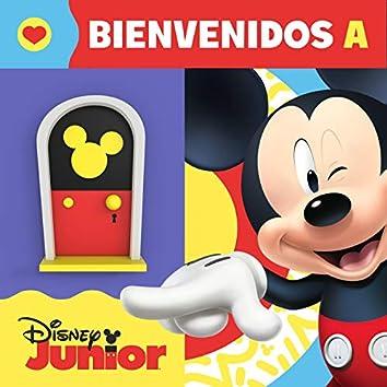 Bienvenidos a Disney Junior (La música de Disney Junior)