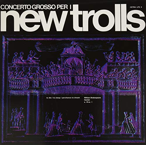 Concerto Grosso (180 Gr. Vinyl Clear Pink Limited Edt.)