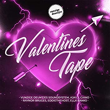 Valentines Tape