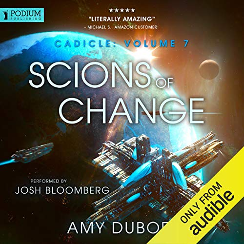 Scions of Change cover art