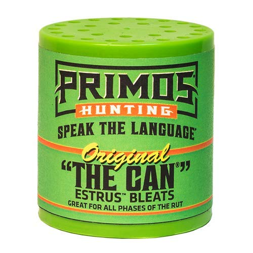 Primos The Can, Original Can, Trap PS7064 The Can Deer Calls