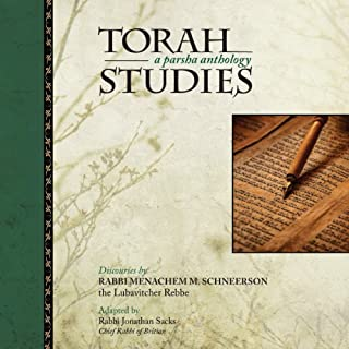 Torah Studies: A Parsha Anthology audiobook cover art