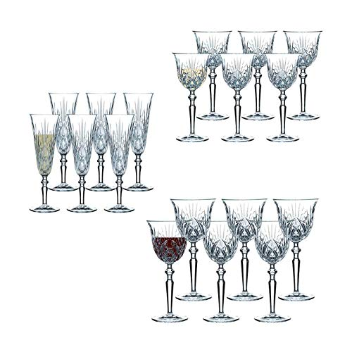 Spiegelau & Nachtmann Kelchglas Set/18 7585/18tlg. Palais [Sp] UVP: 171,00 €