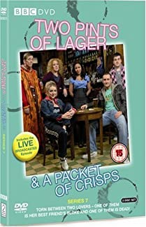 Two Pints Of Lager & A Packet Of Crisps - Series 7