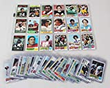 70s football cards - Vintage 1970's Football Card Lot 50+ Incl. Johnny Unitas, O.J. Simpson, Joe Namath etc.