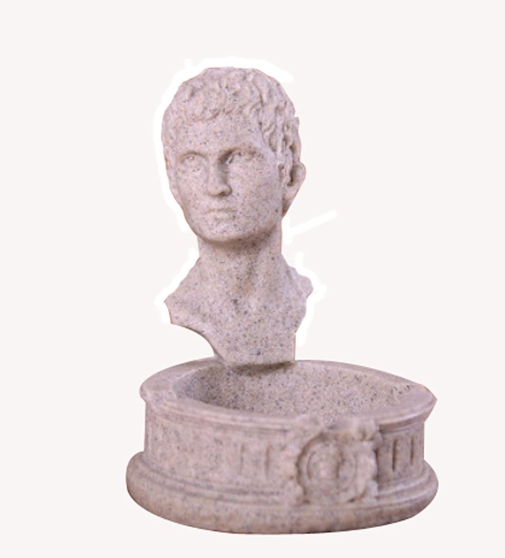 ZHANGYUQI Kreativer menschlicher Aschenbecher der Skulpturharz-Handwerks-Studienbüro-Tischplattendekoration (Form (Form (Form   C) B07C6VBMMX 75acb6