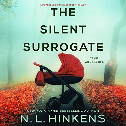 The Silent Surrogate audiobook cover art