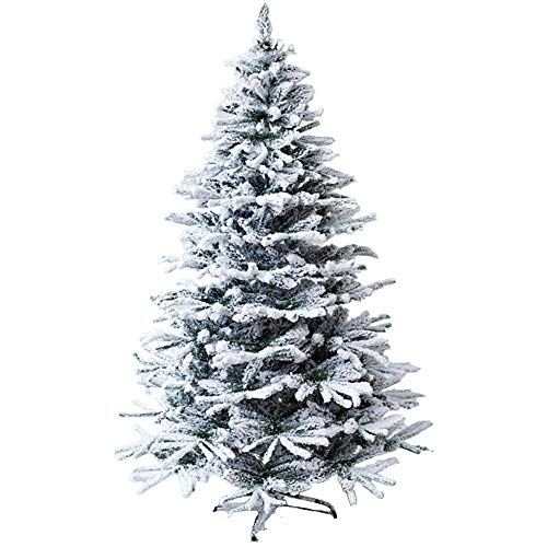 Artificial Christmas Tree, Premium Hinged Fir Christmas Tree, Easy Assembly with Metal Stand, Xmas Decoration for Indoor and Outdoor,with PVC-120cm