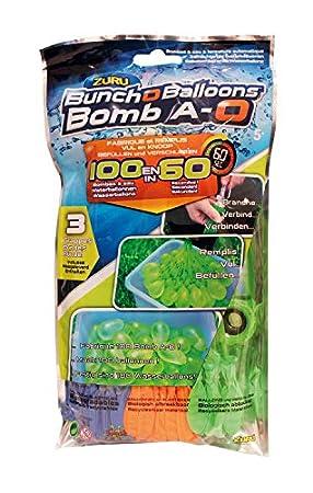 Splash Toys 100 Wasserbomben in 60 Sekunden - selbstschließend ohne Knoten