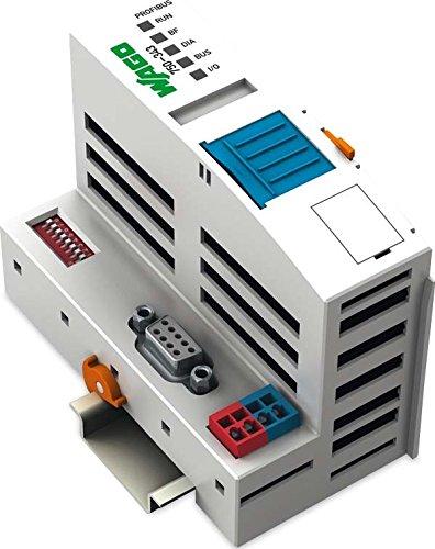 WAGO 750–343Für Terminal Anschlussblock–Electrical Terminal Block