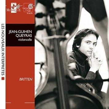 Britten: Suites for Cello Solo