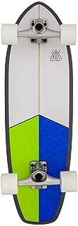 DSTREET Surfskate Tidal Skateboard Unisex Adulto, ...