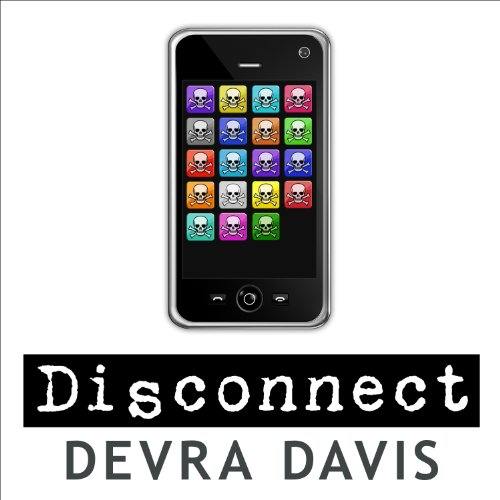Disconnect audiobook cover art
