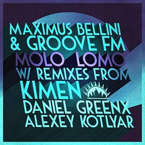 Groove FM & Maximus Bellini