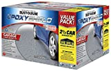 EpoxySheild by Rustoleum 251870 2½ Car Gray Garage Floor Coating Kit