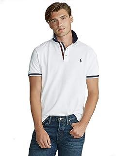 Amazon.es: Polo Ralph Lauren - Blanco / Camisetas, polos y camisas ...