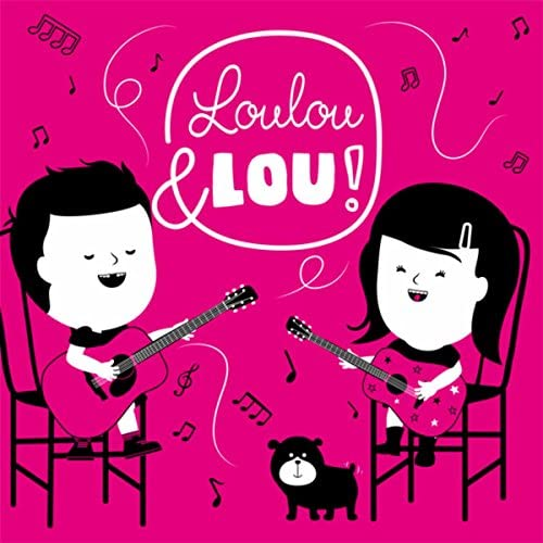 Nursery Rhymes Loulou and Lou, Little Baby Music & Baby Lullabies Baby Music