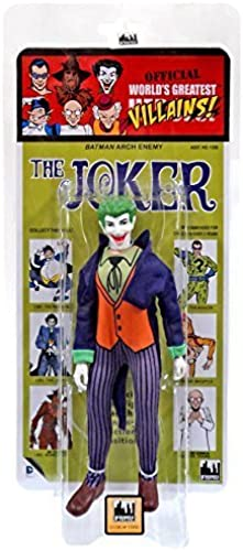 DC Comics Retro Kresge Style Action Figures Series 3  Joker by Figures Toy Company